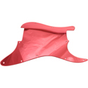 Toronzo Pickguard ST-NH-2PLY-Mirror Red