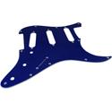 Toronzo Pickguard ST-SSS-2PLY-Sparkle Blue