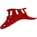 Toronzo Pickguard ST-SSS-2PLY-Sparkle Red
