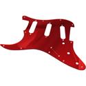 Toronzo Pickguard ST-SSS-LH-2PLY-Mirror Red