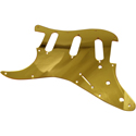 Toronzo Pickguard ST-SSS-LH-2PLY-Mirror Gold