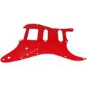 Toronzo Pickguard ST-HSS-2P-2PLY-Sparkle Red
