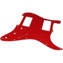 Toronzo Pickguard ST-HH-3P-2PLY-Sparkle Red