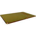 Toronzo Backplate BP-2PLY-Mirror Gold