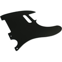 Toronzo Pickguard TE-1PLY-Black Satin