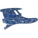 Toronzo Pickguard TE-2PLY-Pearl Sky Blue
