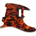 Toronzo Pickguard TE-3PLY-Marble Orange