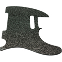 Toronzo Pickguard TE-2PLY-Sparkle Black
