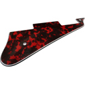 Toronzo Pickguard LP-3PLY-Tiger Red