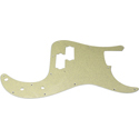 Toronzo Pickguard PB-2PLY-Sparkle Gold