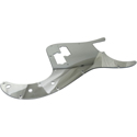 Toronzo Pickguard PB-2PLY-Mirror Chrome