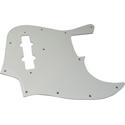 Toronzo Pickguard JB-1PLY-White
