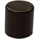 Wood knob Dome-PL-Rosewood