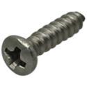 Pickguard Screws PGS-N-100 Stainless Steel