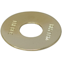 Switch Plate MET-GOLD
