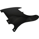 Toronzo Pickguard ESQ-1PLY-Black