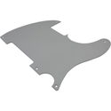 Toronzo Pickguard ESQ-1PLY-White