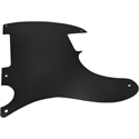 Toronzo Pickguard ESQ-1PLY-Black Matte