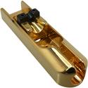 Bass Bridge 1-string unit Gold