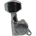 Kluson MS6LC Roundbacks German Small Button