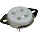 Tube Socket 4-Pin-CM