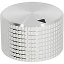Indira knob Silver