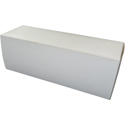 White Tube Box 3XL
