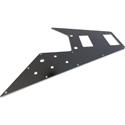 Toronzo Pickguard Flying V Black