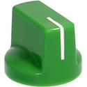 Fields Green Pointer Knob