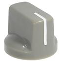 Mammoth Grey Pointer Knob