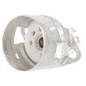 Tube Socket 7-pin, shielded base