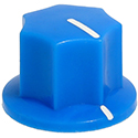 Artufo knob 24mm Blue