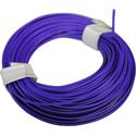 Wire 0,14mm, violet 10m