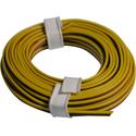 Twin Wire 0,14mm, ye/bn, 50m