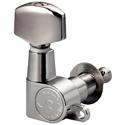 Schaller SC501560 M6 6 left/ 6 right Nickel
