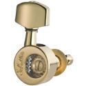 Schaller Machine Head Da Vinci 3 left/ 3 right Gold