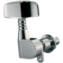 Schaller Machine Head M4 2000 3 left/ 2 right Chrome