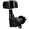 Schaller Machine Head M4 2000 3 left/ 2 right Black
