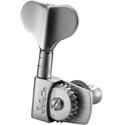 Schaller Machine Head M4S 4 left Satin Chrome