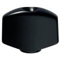 Schaller Guitar-Button 1-SP. Black