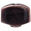 Schaller Guitar-Button 1-SP Vintage Copper