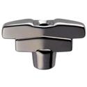 Schaller Machine Head button 14. Ruthenium