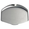 Schaller Machine Head button 2. Satin Chrome