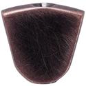 Schaller Machine Head button 11. Vintage Copper