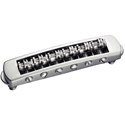 Schaller E-Guitar bridge STM Satin Chrome