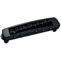 Schaller E-Guitar bridge STM Black