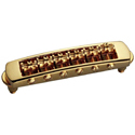Schaller E-Guitar bridge STM Gold