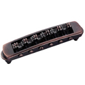 Schaller E-Guitar bridge STM Vintage Copper