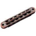 Schaller Guitar bridge GTM Piezo Vintage Copper