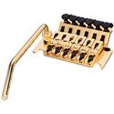 Schaller Tremolo system. 'LockMeister' Gold